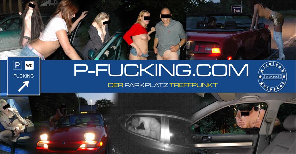 P Fucking Parkplatzhuren im Lovemobil